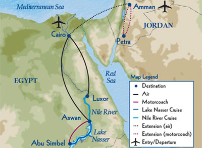 Egypt The Eternal Nile Odysseys Unlimited The Small Group